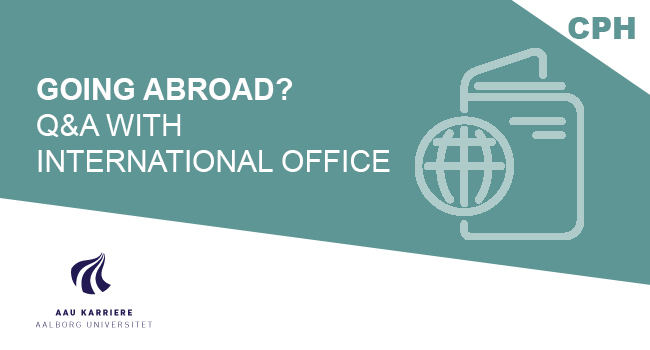 Going abroad? Meet International Office for a Q&A